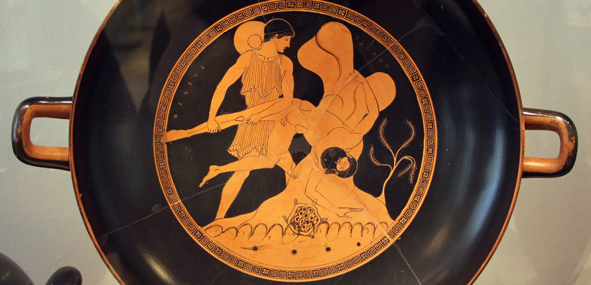 The Portrayal Of Women In Ancient Greek Pottery The Pigeon Press